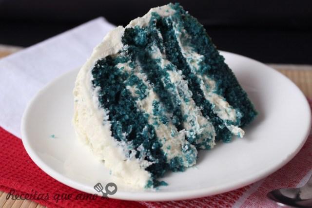 Bolo Blue Velvet
