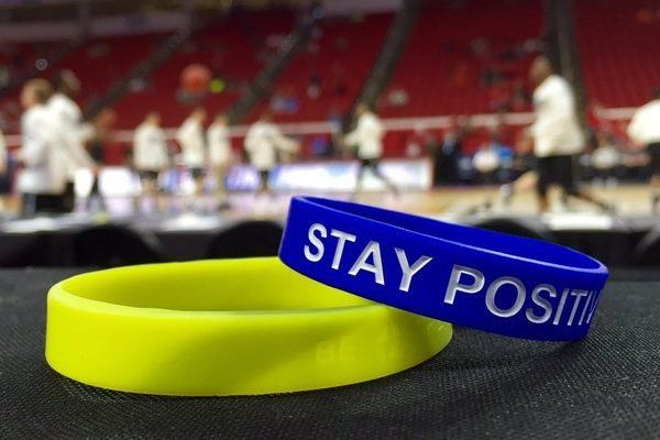 Stay Positive | Nonprofit organization for those battling cancer started by RMP's Eric Day