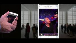 iOS 9 photo slider