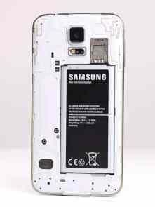 Samsung Galaxy S5 Neo - aperto