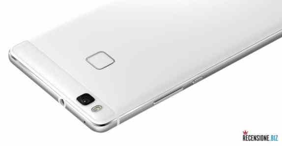 Huawei P9 lite - Posteriore tre quarti