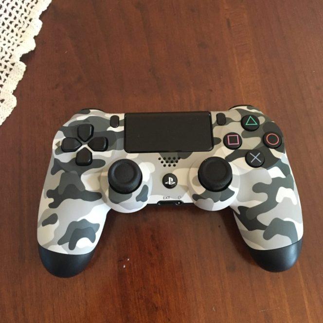 Recensione Dualshock Controller Urban Cammo – Special per Playstation 4
