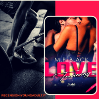 LOVE TRAINING -  M.P.Black, RECENSIONE