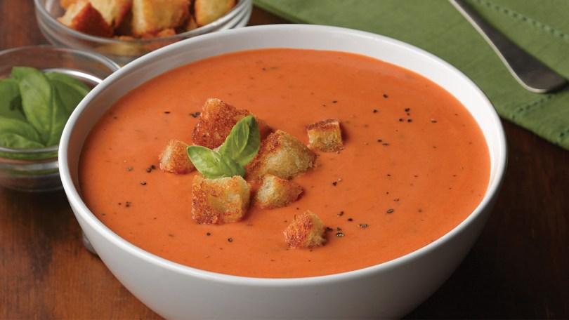 tomaten-creme-soep