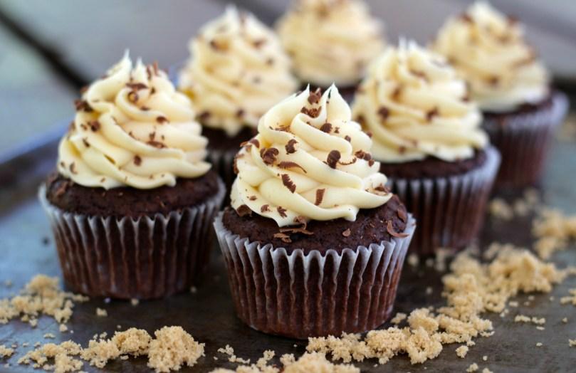 chocolade-cupcakes