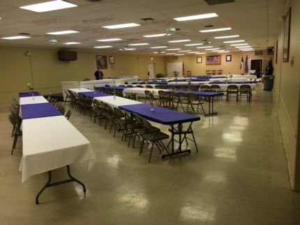 Vfw Banquet Hall In Dickinson Texas