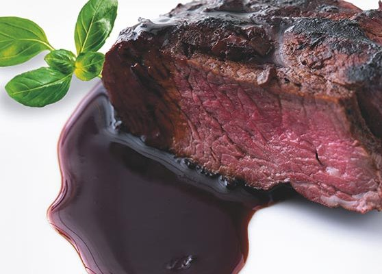 Aromatisk sås till kött