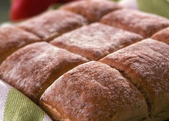 Brytbröd med äpple