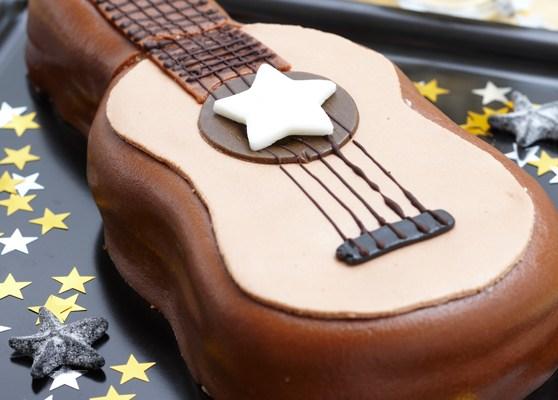 Gitarrtårta