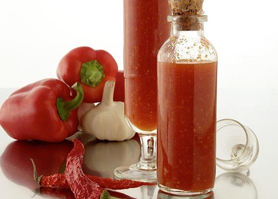 Hot & sweet chili