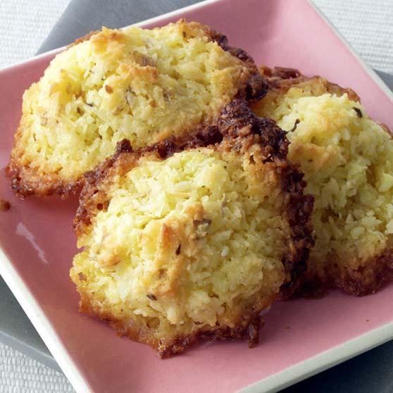 Kokoskakor (gluten- och laktosfri)