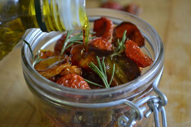 Вяленые томаты в духовке