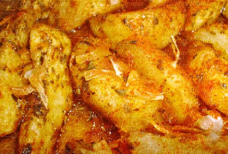 Cómo hacer patatas al microondas fáciles