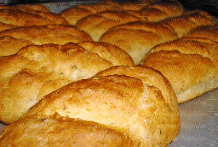 receta pan salado de levadura