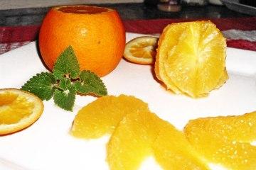 Cómo pelar una Naranja al vivo
