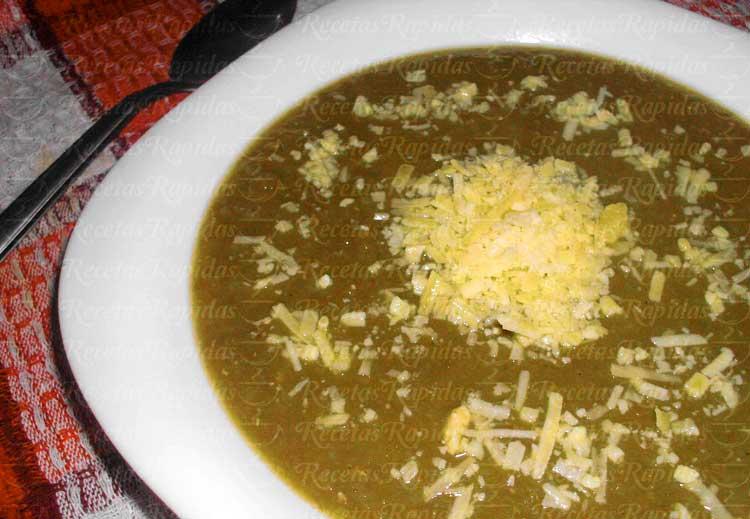 Cómo hacer Sopa Crema de Lentejas y Calabaza