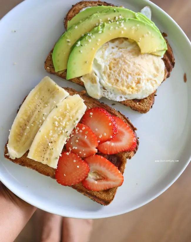 5 Ejemplos De Desayunos Saludables Recetas Fáciles