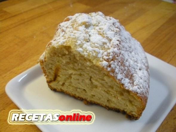 Bizcocho de manzana - Recetas de cocina RECETASonline