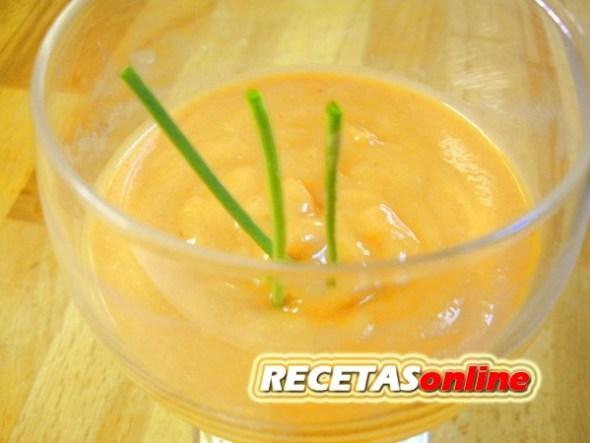 Crema de mariscos - Recetas de cocina RECETASonline