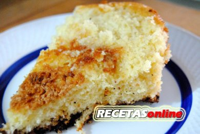 Bizcocho de yogur - Recetas de cocina RECETASonline
