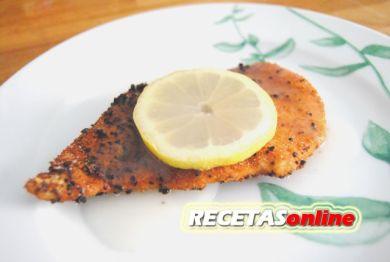 Pollo al limón chino - Recetas de cocina RECETASonline