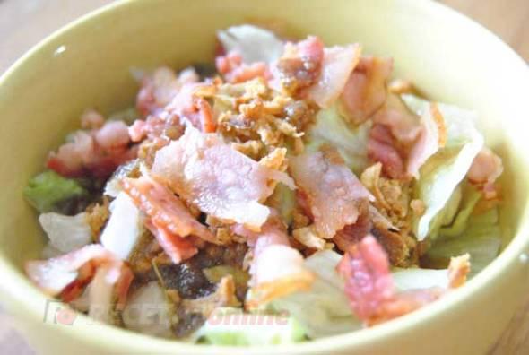 Ensalada-con-bacon-a-la-miel---Recetas-de-cocina-RECETASonline
