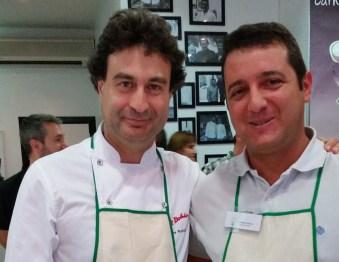Pepe Rodríguez y Roberto Peralta de Recetas Online