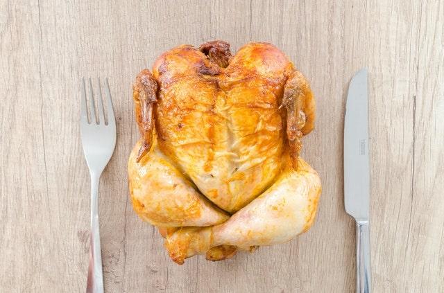 asado recetas pollo online
