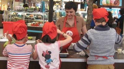 Atelier culinaire pour enfants