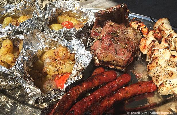 barbecue-diabete