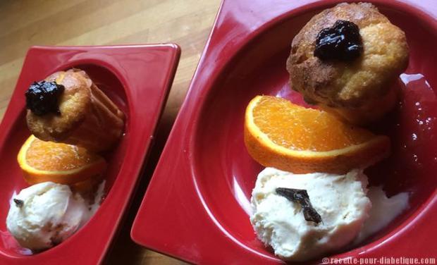 dessert-sans gluten