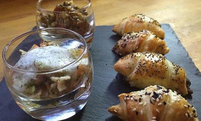 tartare-verrine-croissants