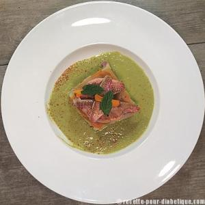 veloute-petits-pois-rouget
