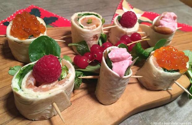 wraps-saumon
