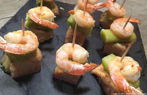 bouchees-saumon-crevettes