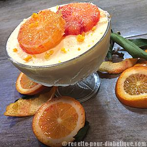 mousse-orange-diabete