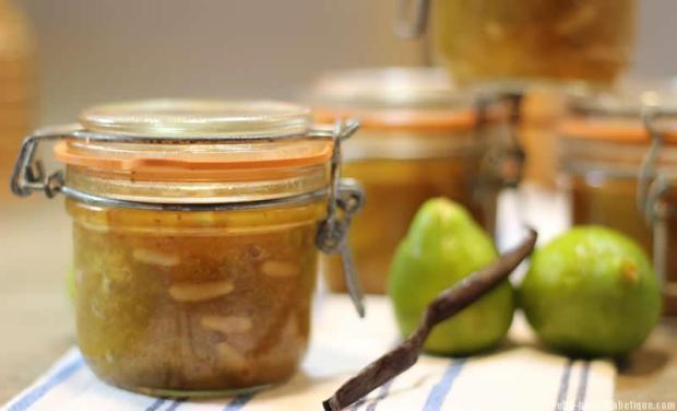 confiture de figue sans sucre
