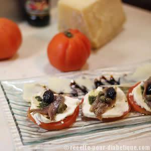 tomate-mozzarella-anchois