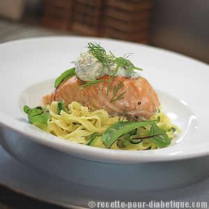 saumon-herbes