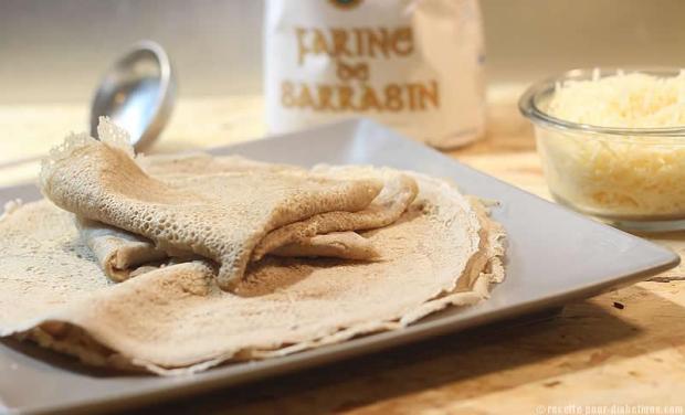 crepe sarrasin