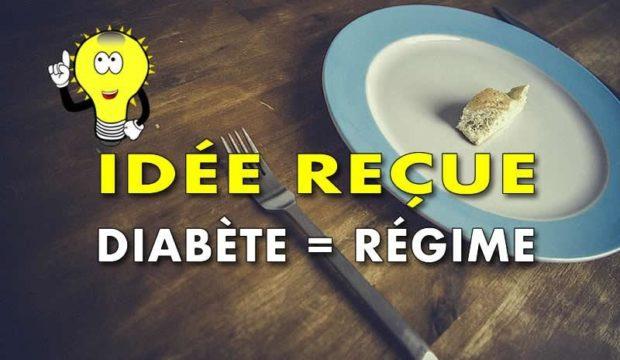 régime diabete