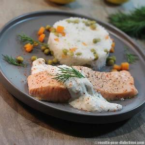 saumon-sauce-legere
