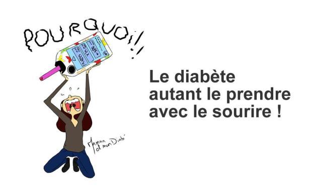 diabete humour
