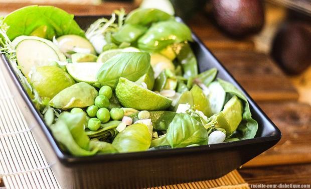 salade-petits-pois-verte