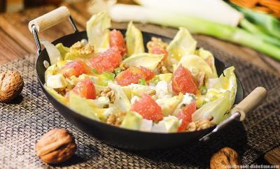 salade-endive-noix-roquefort