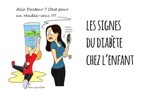 signes-du-diabète