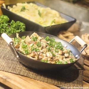 veau-champignons-shiitake