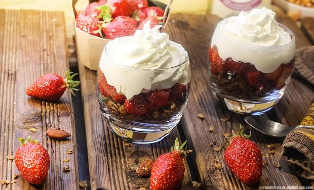 fraises-granola