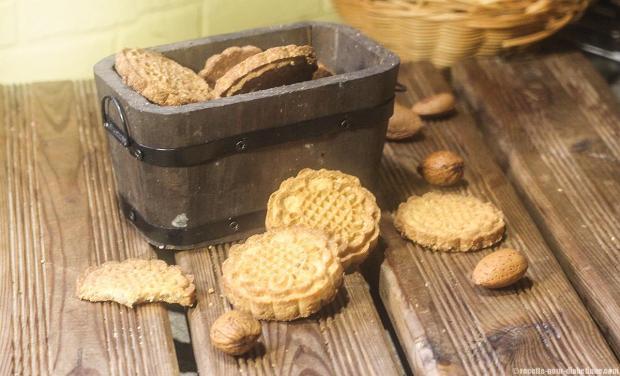biscuits sablés kéto