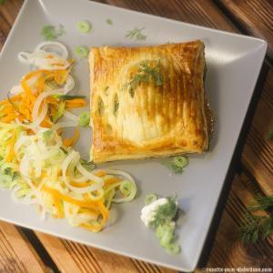 feuillete-saumon-legumes